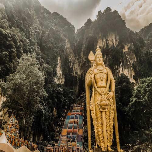 Batu Caves | Bucket List Group Travel