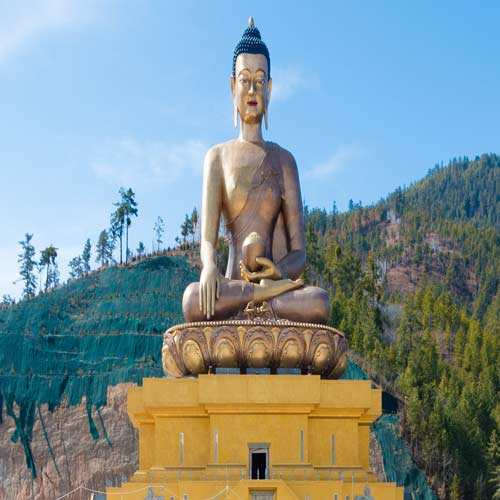 Buddha-Dordenma | Bucket List Group Travel