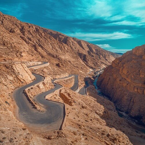 Dadès River in Morocco | Bucket List Group Travel