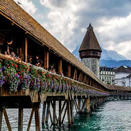 Lucerne | Bucket List Group Travel