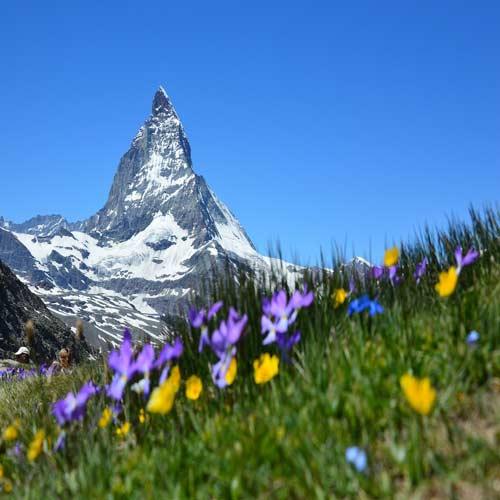 Matterhorn-Mountain-at-Zermatt