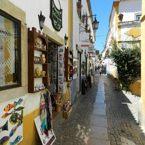 Obidos | Bucket List Group Travel