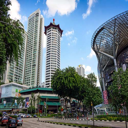 Shop On Orchard Road | Bucket List Group Travel