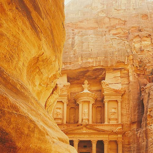 Petra (UNESCO World Heritage Site)   Bucket List Group Travel