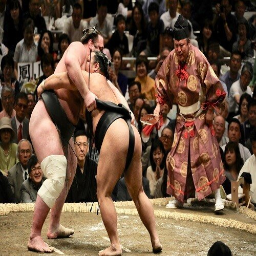 Sumo Wrestling | Bucket List Group Travel