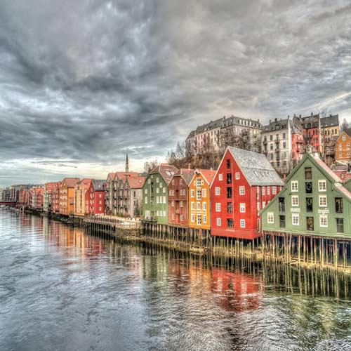 Trondheim | Bucket List Group Travel