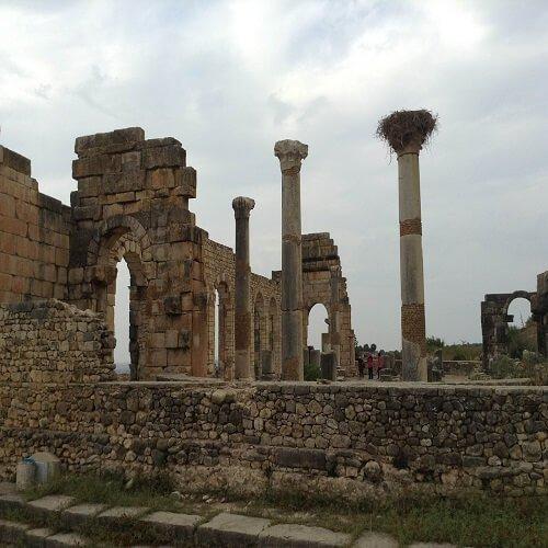 morocco Volubilis | Bucket List Group Travel