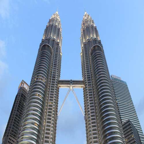 Kuala Lumpur-Petronas Twin Towers | Bucket List Group Travel