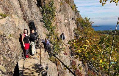 mountain trekking | Bucket List Group Travel