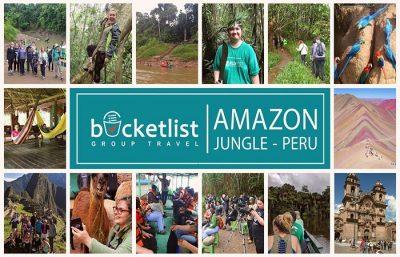 Amazon | Bucket List Group Travel