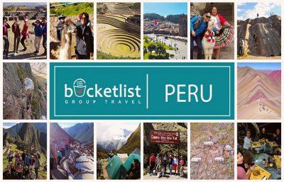 Peru | Bucket List Group Travel