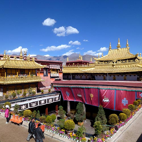 Jokhang-Temple | Bucket List Group Travel