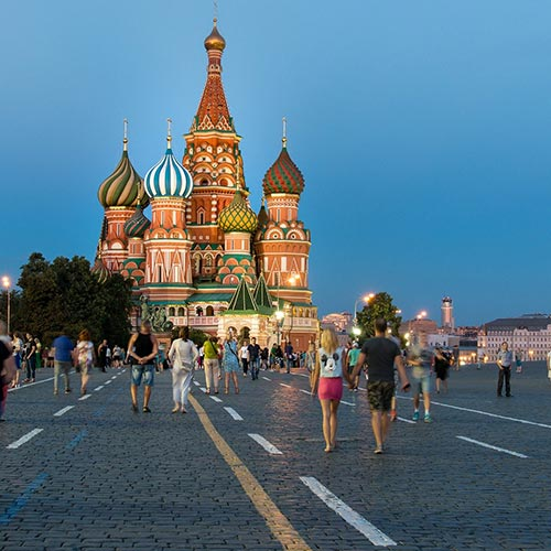 Moscow | Bucket List Group Travel