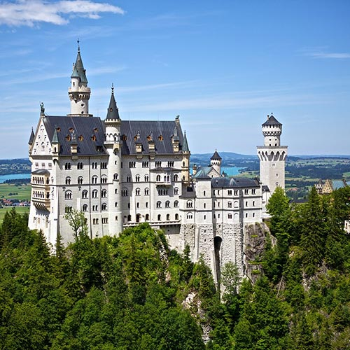 Neuschwanstein-Castle | Bucket List Group Travel