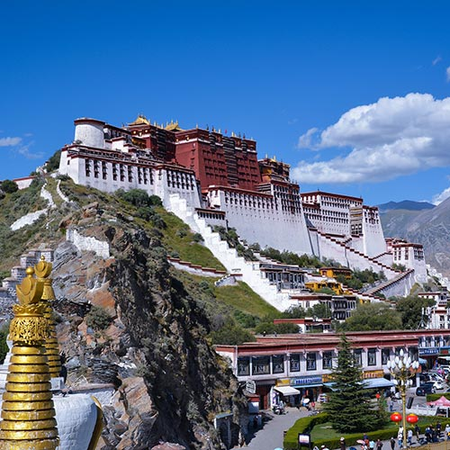 Potala-Palace | Bucket List Group Travel