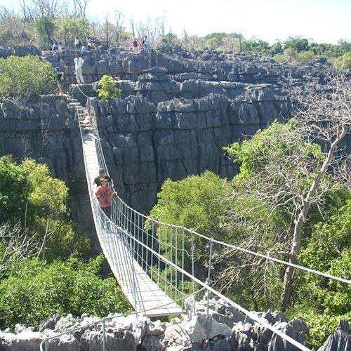 Tsingy-of-Bemaraha | Bucket List Group Travel