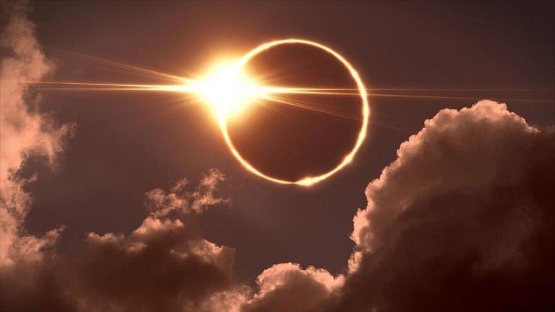 Solar Eclipse 2020
