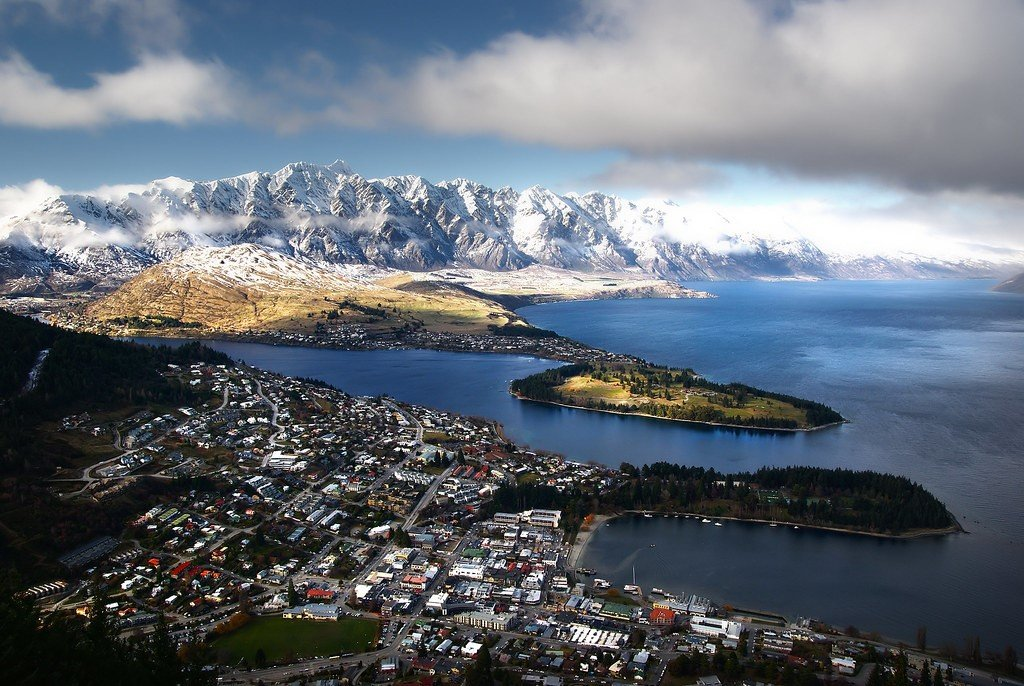 Things to do in North and South Island