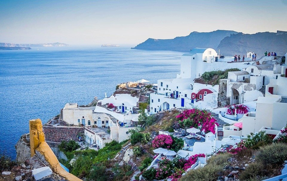 places to visit in Santorini, Greece
