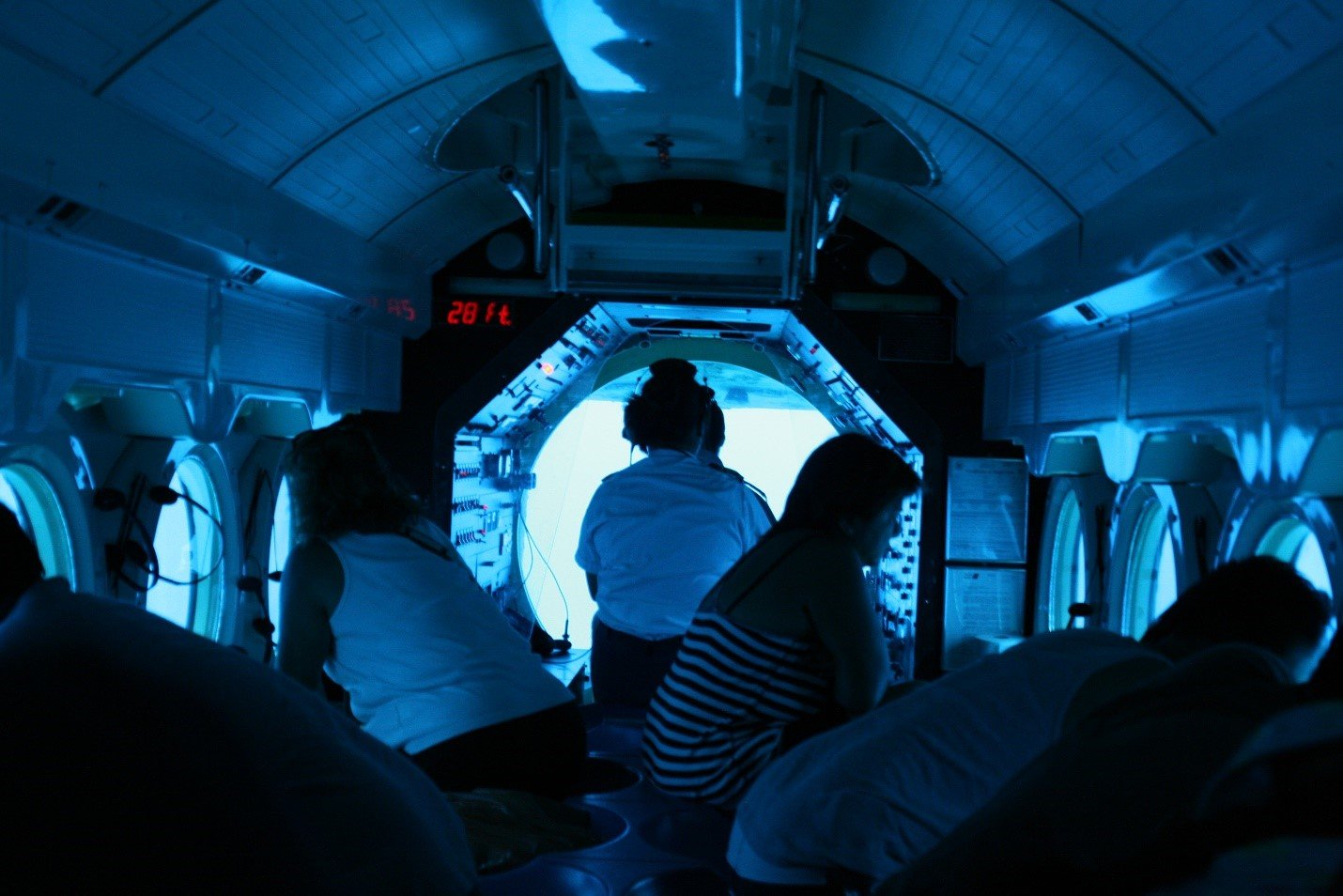 Experience the Underwater World via Atlantis Submarine