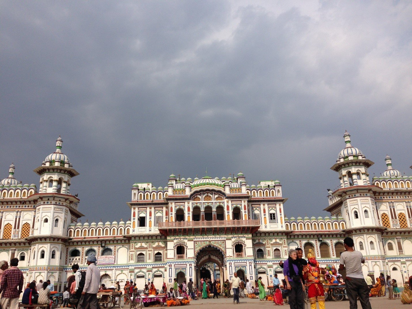 Visit the city of cultural and religious tourism Janakpur