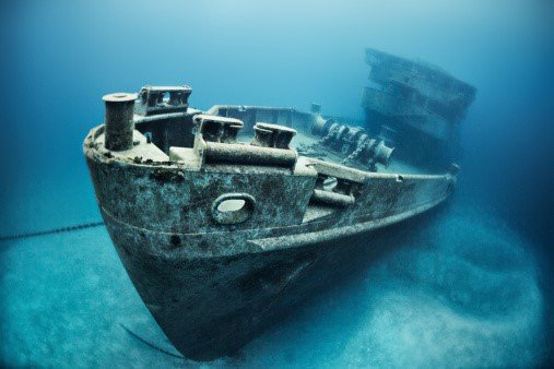 Artificial Reef and Kittiwake Shipwreck