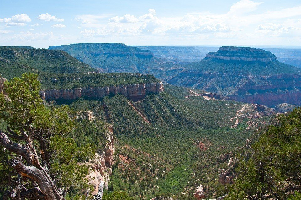 USA– 5 Days Grand Canyon Rim To Rim Backpacking Adventure