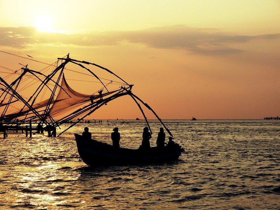 The Gateway to Kerala—Cochin