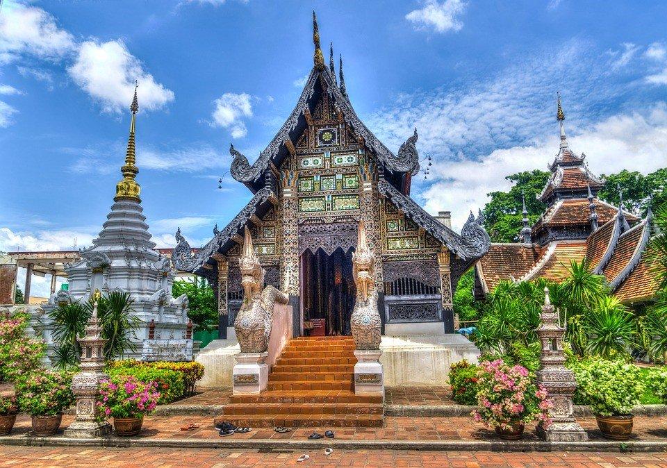 THAILAND – Bangkok Chiang Rai Ayutthaya Krabi