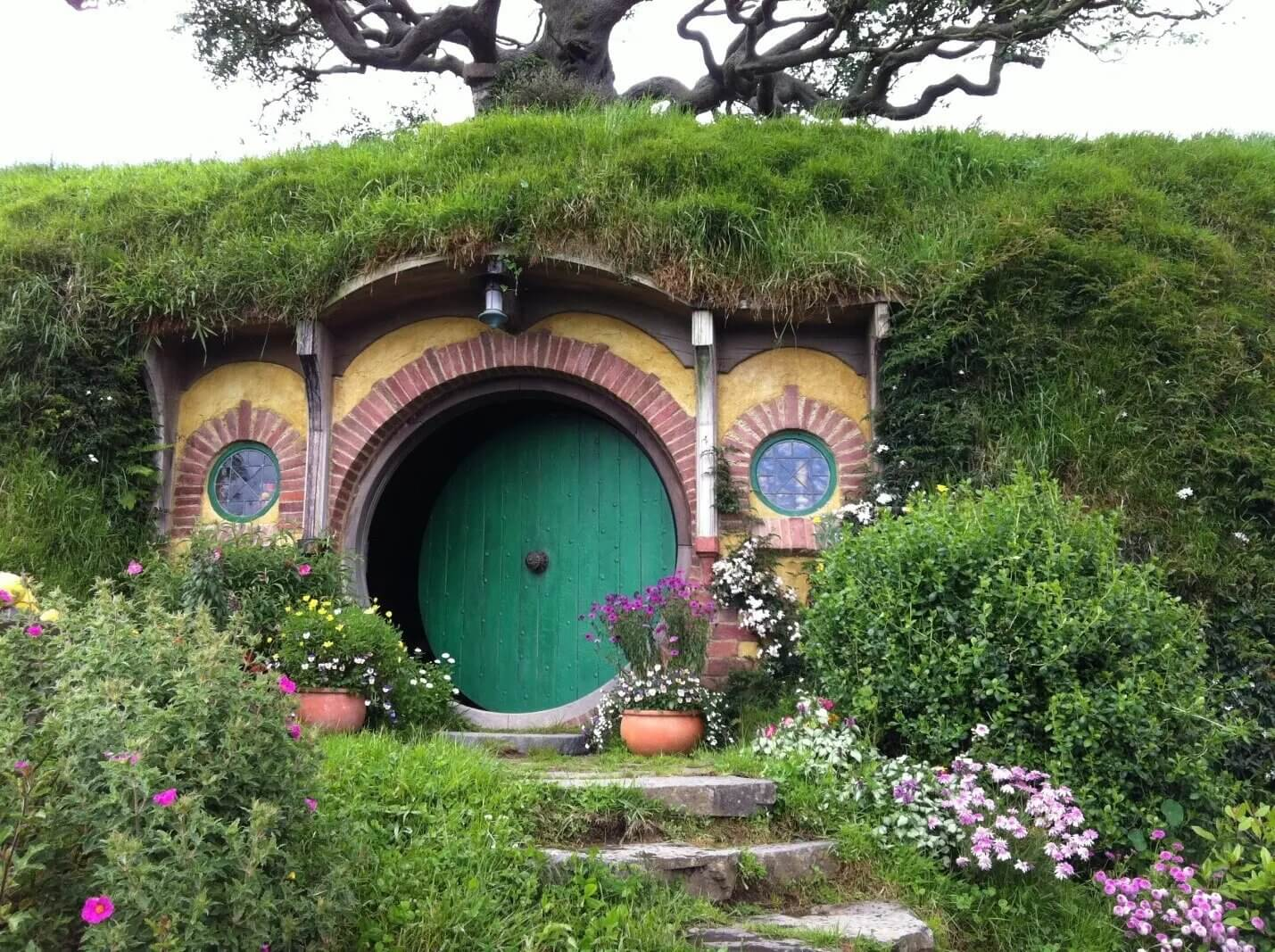 Walkthrough Shire at Hobbiton