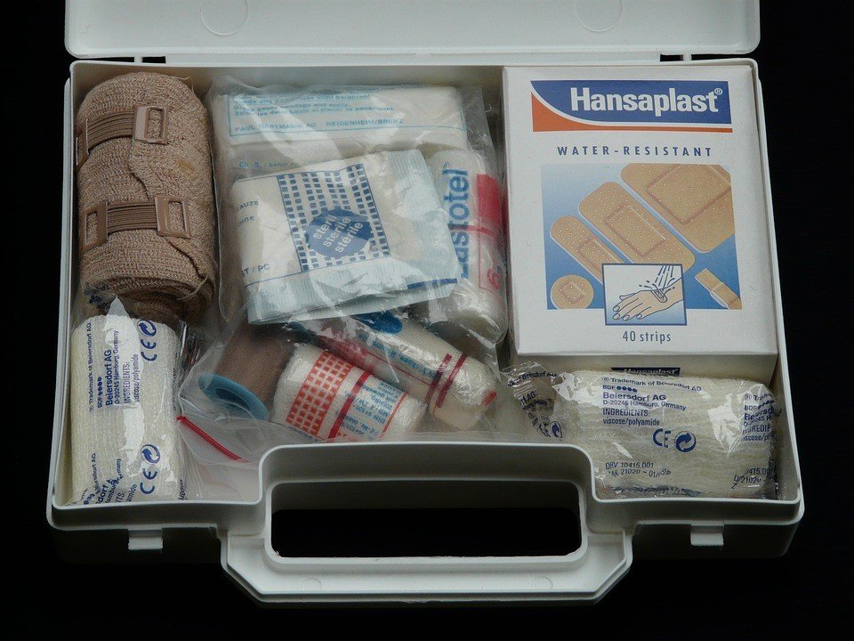Travel First Aid Kit for Solo Travelers Peace of Mind