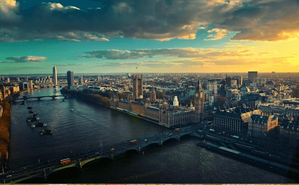 ENGLAND SCOTLAND IRELAND – Highlights of UK