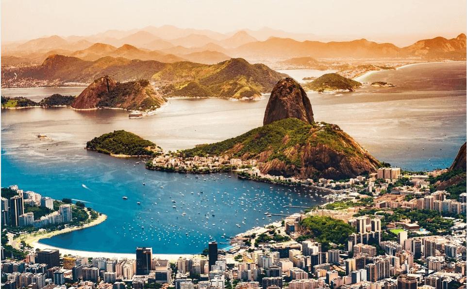 BRAZIL – Rio Carnival Samba and Beach