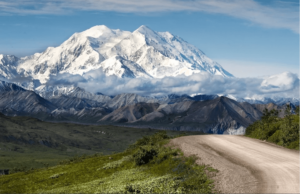 USA – Alaska Summer Fairbanks to Seward