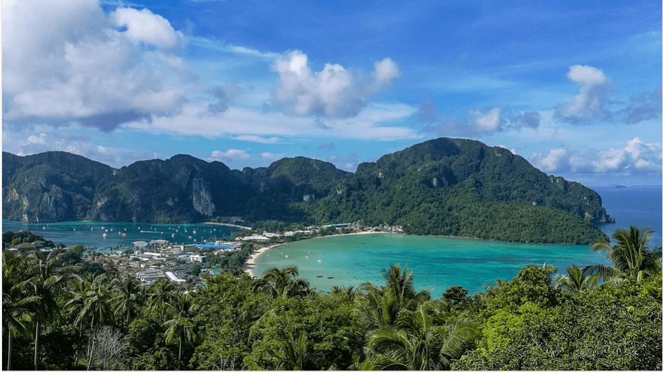 Solo Travel in Thailand: Phi Phi Island