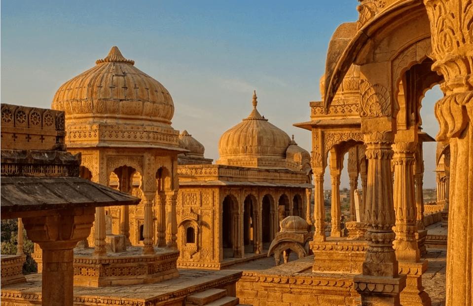 Jaisalmer—the Golden City
