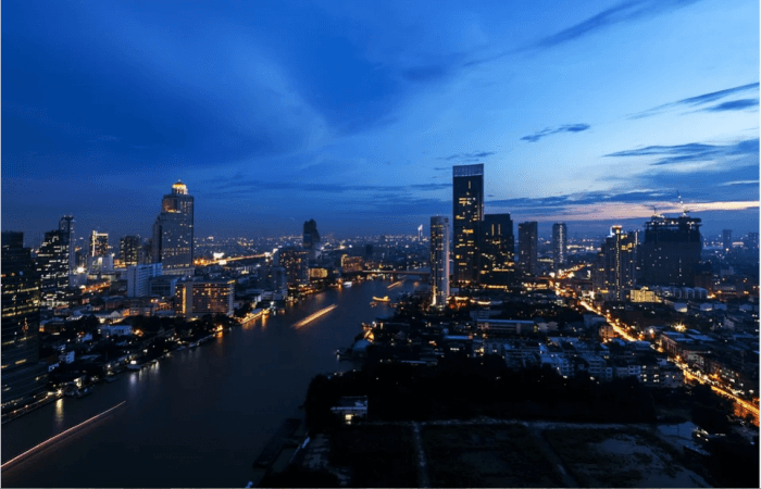 Solo Travelling Bangkok