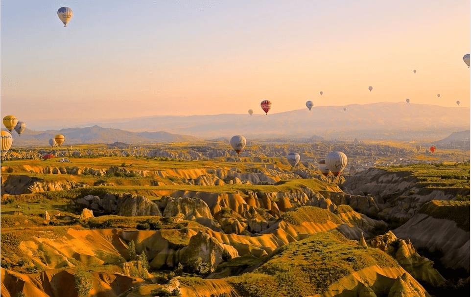 TURKEY – Istanbul Cappadocia Pamukkale Ephesus