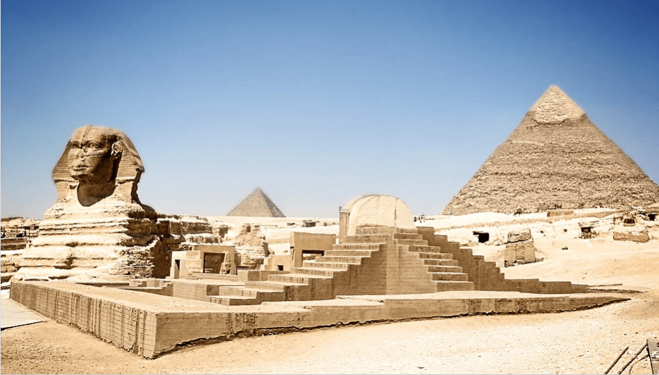 Solo Travel in Egypt