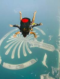 Skydive on Palm Island